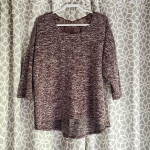 New York & Company Long Sleeve Sweater NWOT